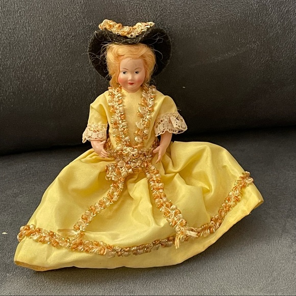 1960 Story book doll